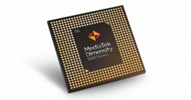 Показан процессор MediaTek Dimensity 820 для доступных 5G-смартфонов